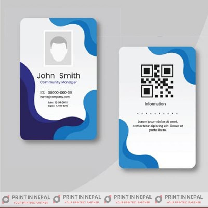 matte-finish-id-card