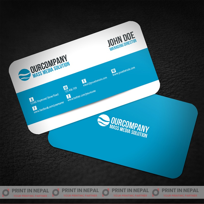 rounded-corner-visiting-card