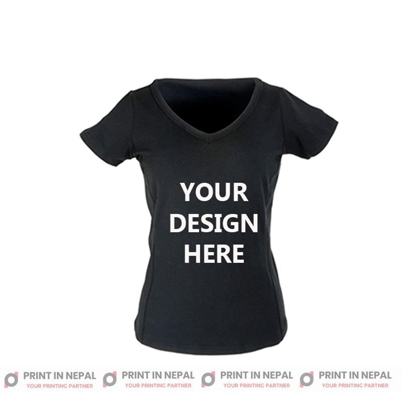 T-shirt V Neck
