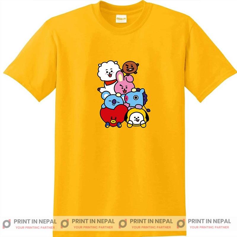 t-shirt-multicolor